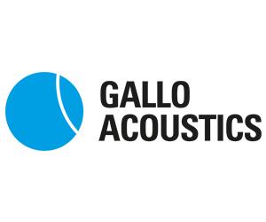 GALLO ASCOUSTICS LOGO